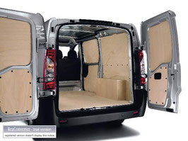 Kit COMPLET Iveco Daily City 12m3