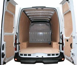 Kit COMPLET  Movano Extra Long L4H2/H3