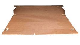 Plancher Seul TRANSIT Custom L2