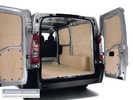 Kit COMPLET Nissan NV400 Extra Long L4H2/H3