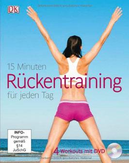 15 Minuten Rückentraining inkl. DVD