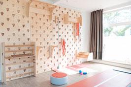 Gym wood Wand