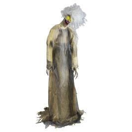 Fluchende Todesfee (Twitching Banshee) Animatronic Halloween Deko (Vorverkauf - Lieferung erfolgt Ende Oktober 2021)