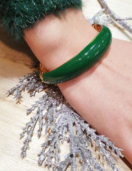 Bracelet Uni Vert