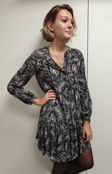 Robe courte Ania