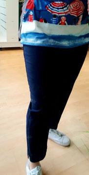 Pantalon 7/8ème Amoureuse Marine Fabrication Française