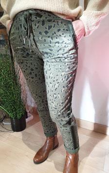 Pantalon Jogging Oural Kaki