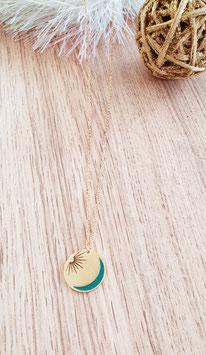 Collier Luna Vert