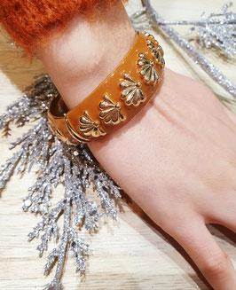 Bracelet Grand Eventail Marron
