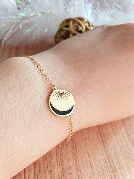 Bracelet Luna Noir