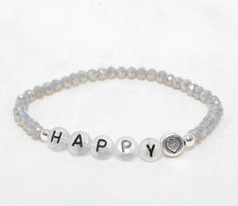 """Armband""""Happy"""""""