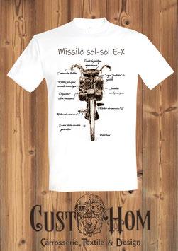 Missile sol-sol EX réf MSSH