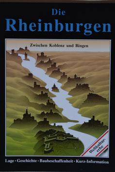 Die Rheinburgen -  Deutsch
