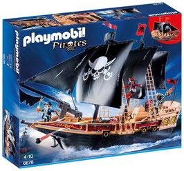 Piraten Kampfschiff