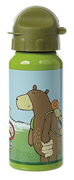 Trinkflasche - Forest Grizzly