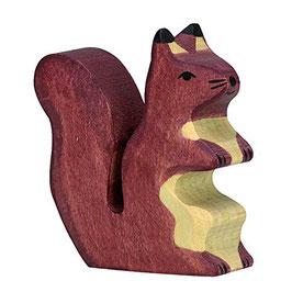 Eichhörnchen - braun