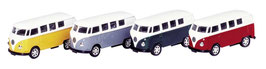 VW Bus 1:60 aus Spritzguß