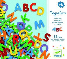 Magnete 83 Buchstaben