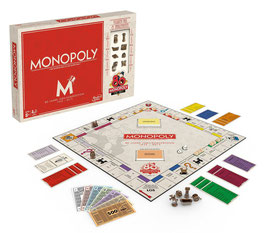 Monopoly Jubiläumsedition 80 Jahre