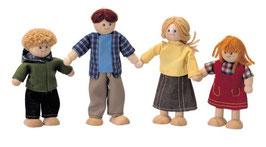 Familie - Puppenhaus Figuren