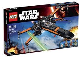 Hero Starfighter - Poe's X-Wing Fighter