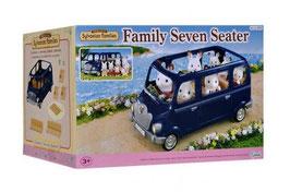 Auto Familien-Siebensitzer