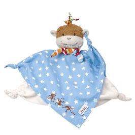 Schmusetuch Cara Mello Affe mit Schal