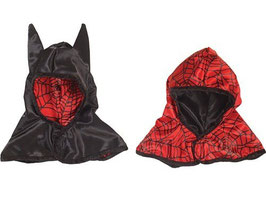 Spiderman - Batman Wende Kapuze