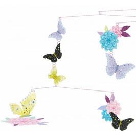 Mobile Schmetterlingstanz