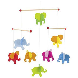 Mobile - Elefant