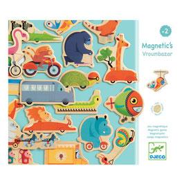 Magnetspiel - Vroumbazar