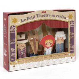 Petit Theatre - Little Red - kleines Puppentheater