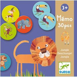 Memo 30 Teile im Karton