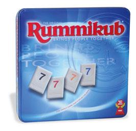Rummikub Original De Luxe Tin