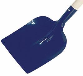 Flachschaufel -  breit blau 90 cm