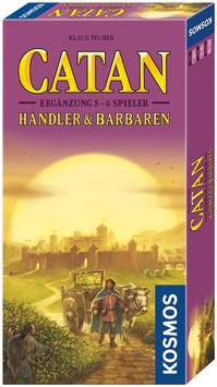 Siedler von Catan Händler & Barbaren - Ergänzung für 5 & 6 Spieler