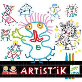 Eduludo: Artist'ik