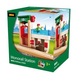 Monorail Bahnhof
