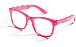 Rosa Brillen für Puppen