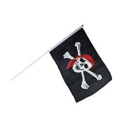 Piratenflagge - Piratenfahne