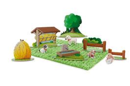 I Coccoli - Play Set Bauernhof