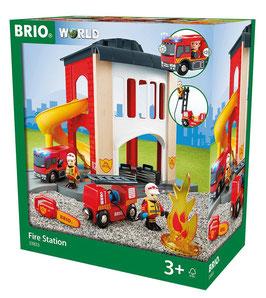 Feuerwehr Station große