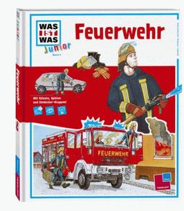 Was ist Was Junior - Feuerwehr - Band 4