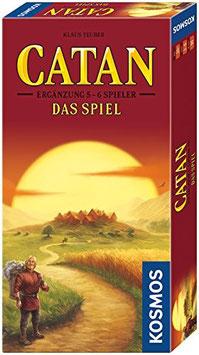 Die Siedler von Catan - Erweiterung für 5 - 6 Spieler