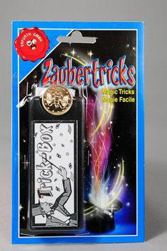 Münztrick Zaubertrick  - Trick Box
