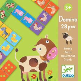 Domino 28 Teile im Karton