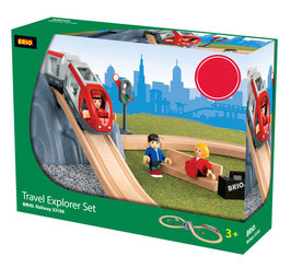 Travel Explorer Set