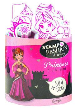 Stampo - Fashion Orient Prinzessin