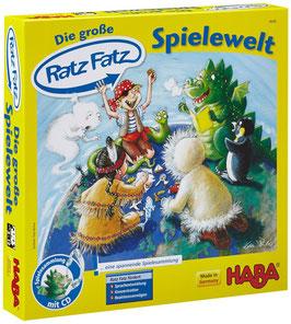 Ratz Fatz  -  große Spielewelt