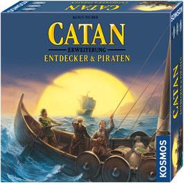 Die Siedler von Catan -  Entdecker und Piraten 3 - 4 Spieler